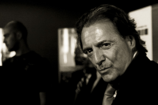 armand assante in bucharest, at the california dreamin' premiere
