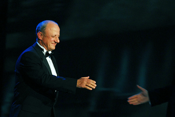 Mihai Malaimare at UNITER Awards 2008