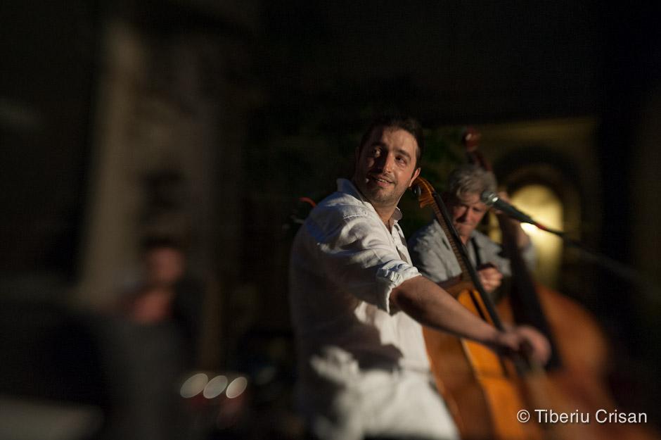 Adrian Naidin - violoncel / voce