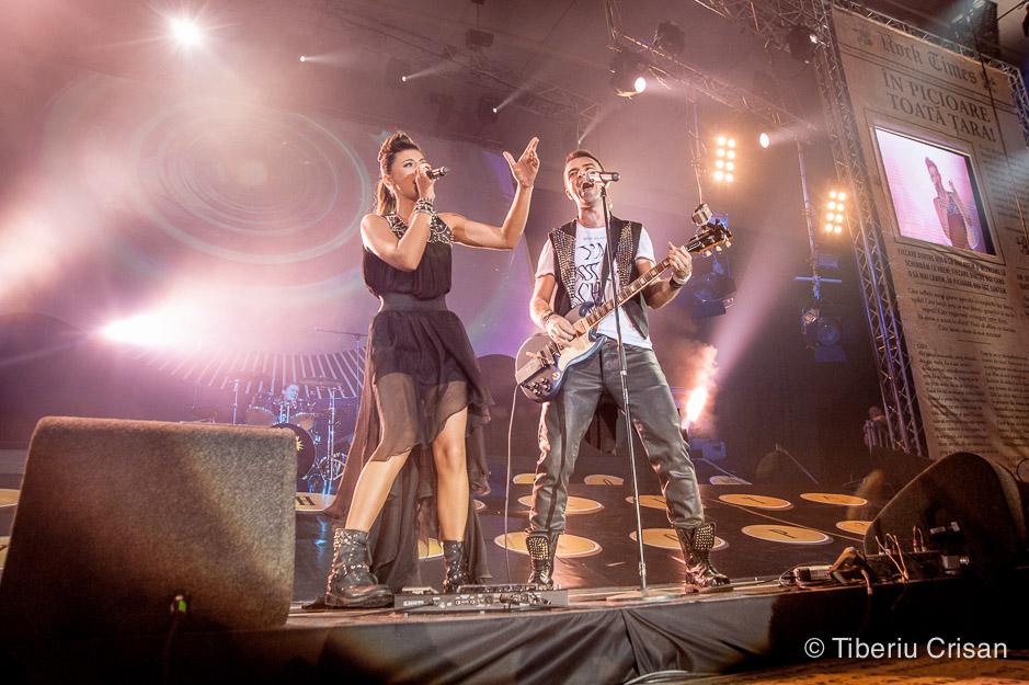 Antonia si Cornel Ilie