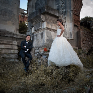 trash the dress la micul trianon