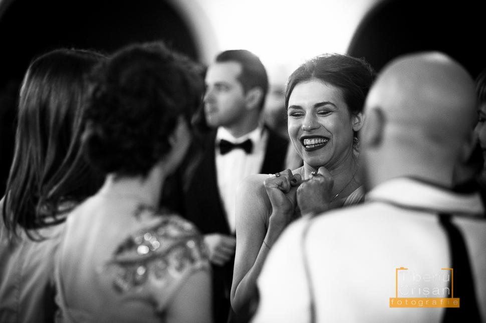 Actrita Ana Ularu la Premiile Gopo 2013