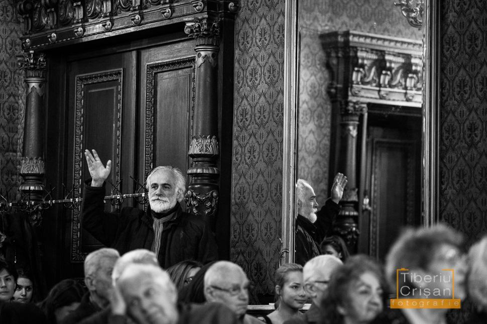 Uniunea Scriitorilor din Romania, ultima intalnire in Sala Oglinzilor