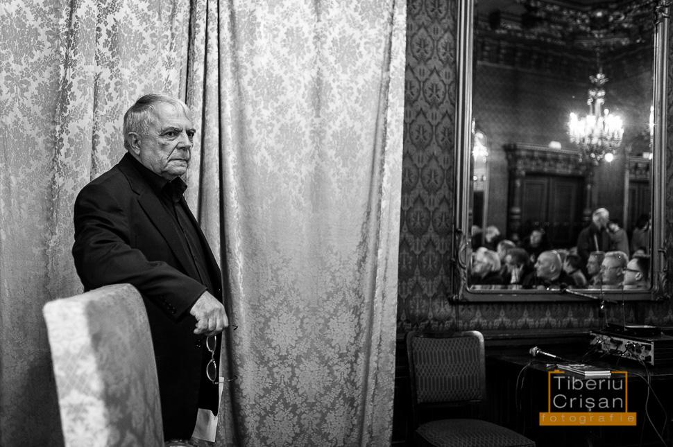 Nicolae Manolescu, presedintele Uniunii Scriitorilor din Romania