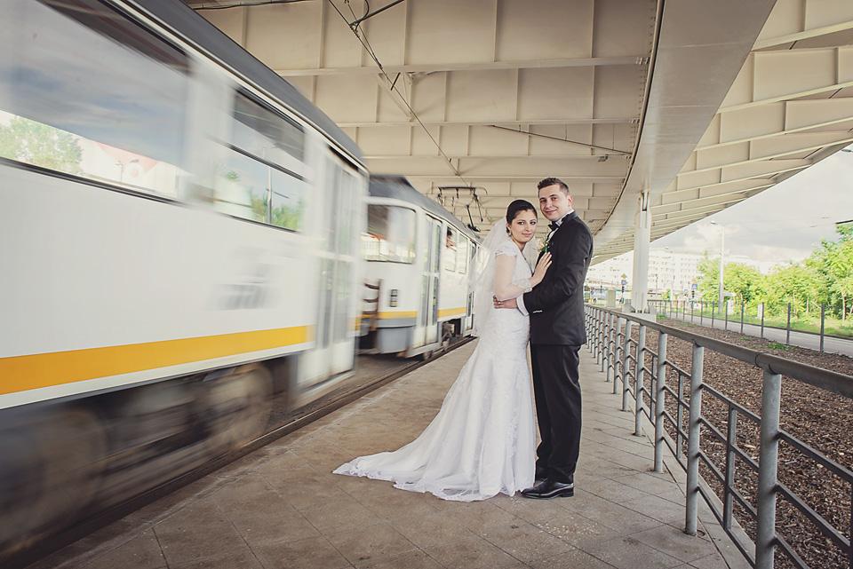 sedinta foto mire si mireasa in ziua nuntii