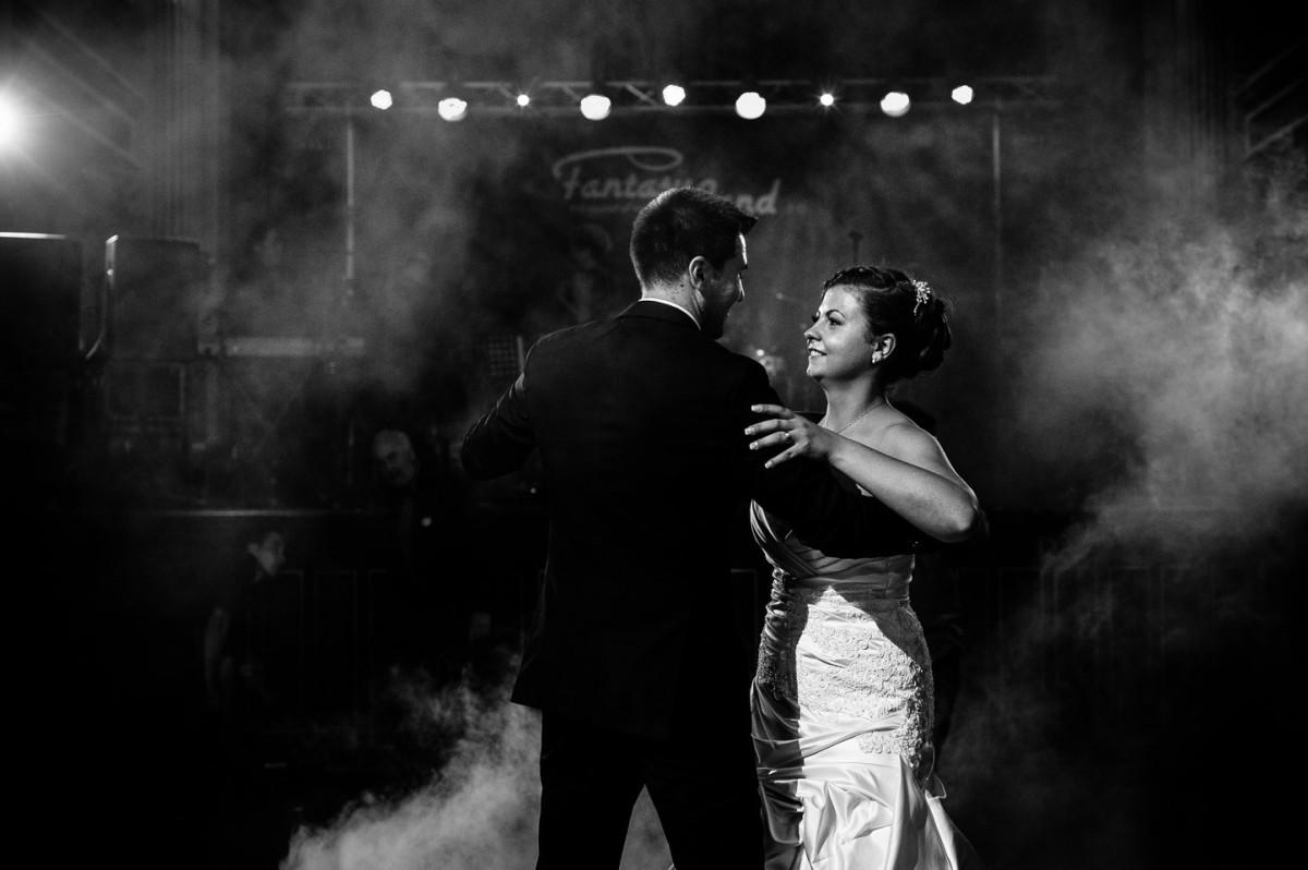 Petrecerea de nunta - dansul mirilor