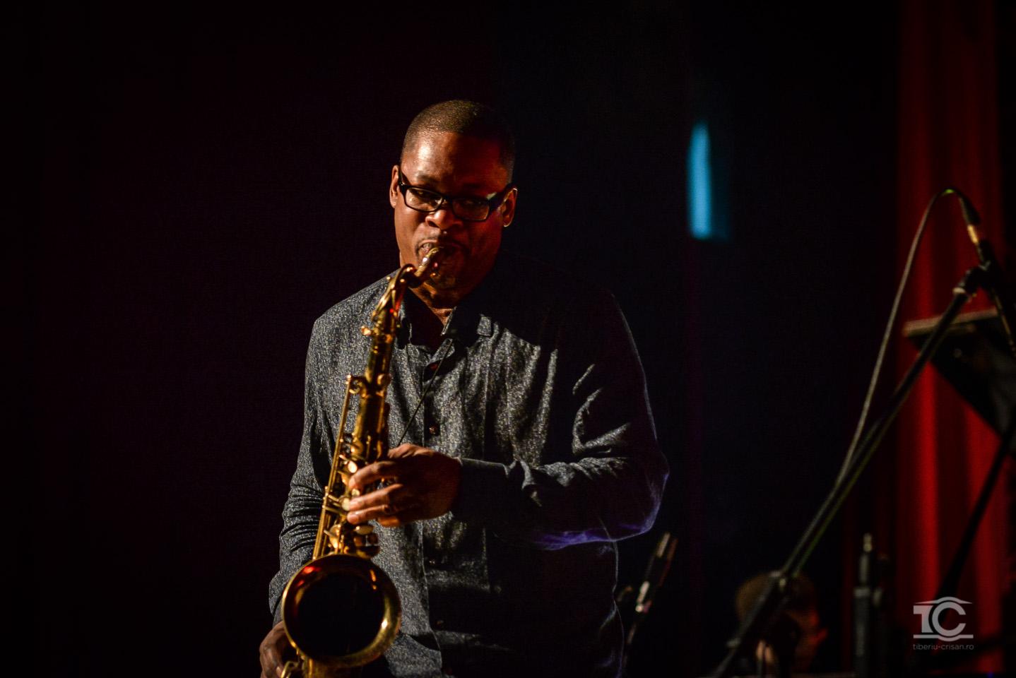 Concert Ravi Coltrane la Cluj