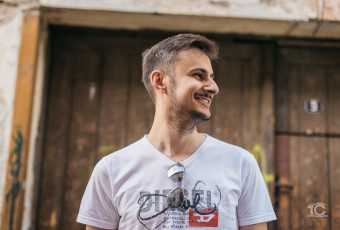 Lucian – sedinta foto la Cluj