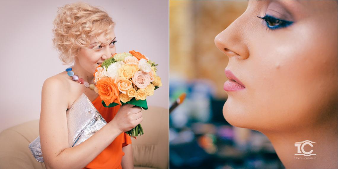 pregatiri de nunta - mireasa