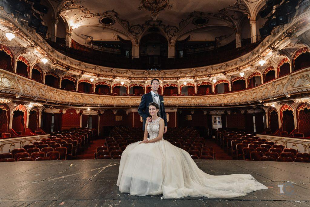 Sedinta foto de nunta Julia si Christophe la Oradea