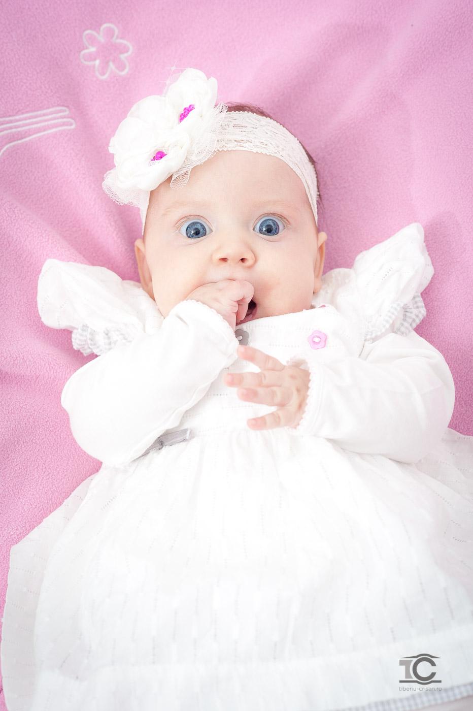 Sedinta foto newborn bebe Amalia